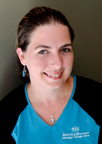 Carrie Deslippe, RMT | Above & Beyond Massage Therapy Clinic